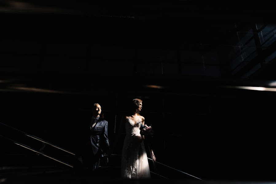 Wedding photographer Vladimir Carkov (tsarkov). Photo of 14.02.2019