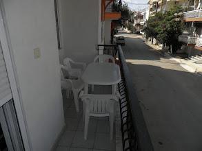 Photo: Το μπαλκόνι του διαμερίσματος  24 - Balkony of apartment No 24