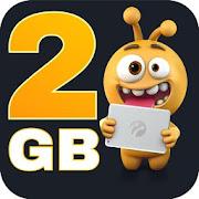 App Dergilik 2 GB hediye internet apk for kindle fire