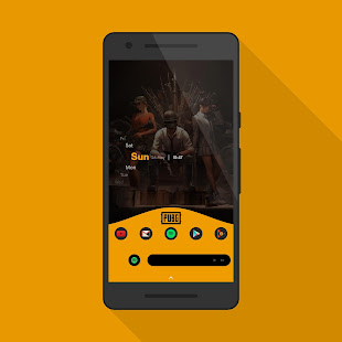 Hitam - Dark Icon Pack for Gamers