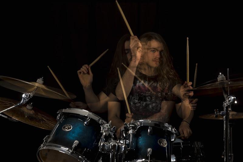 the drummer di Mauro Moroni