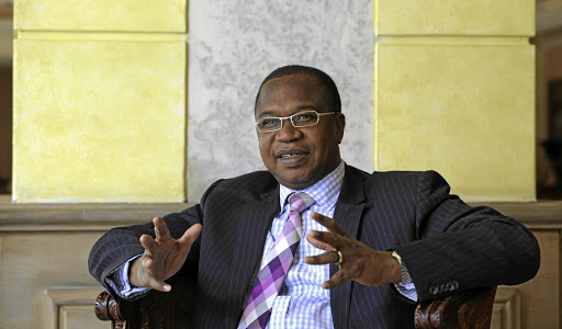Zimbabwean finance minister Mthuli Ncube. Picture: REUTERS