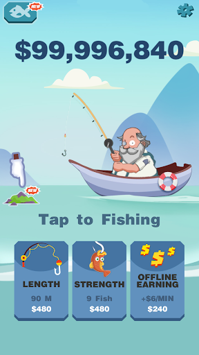 Amazing Fishing screenshot 1