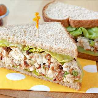 Chopped Chicken Sandwich Recipes.