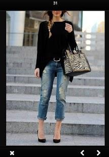 Nápady na oblečení pro dámy - náhled