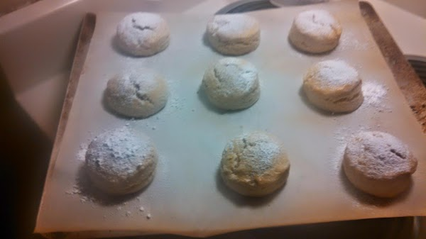 Bake for about 15 minutes or until lightly browned and a toothpick inserted into...