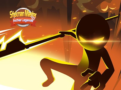 Stickman Master: Archer Legends Mod Apk (Unlimited Money) 8