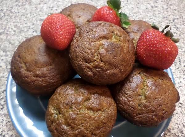 Banana Cinnamon Muffins Recipe