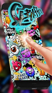Graffiti Wall Live Wallpaper 1.1.7 APK Mod for Android 1