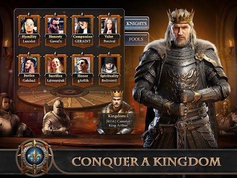 King of Avalon apk screenshot