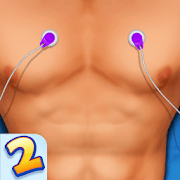 Heart Surgery Simulator 2: Emergency Doctor Game