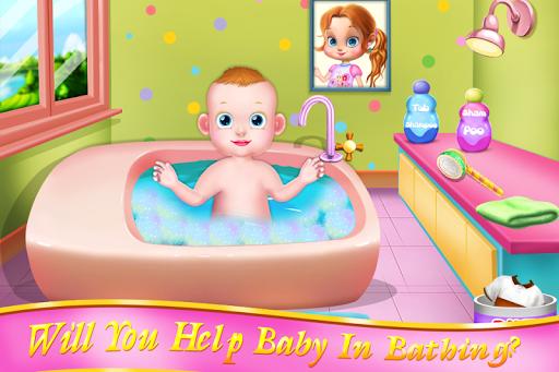 Babysitter Daycare Practice  screenshots 5