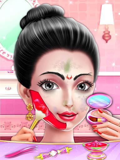 Indian Girl Wedding Salon - Indian Salon Games for PC