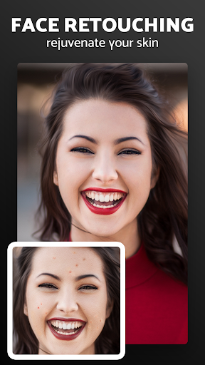 Pixl - Face Retouch & Blemish Remover Photo Editor screenshot 3