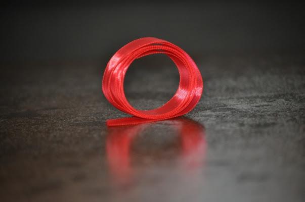 Rosso in tenebra di GaBrYeLe