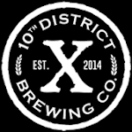 Logo of 10th District Stout