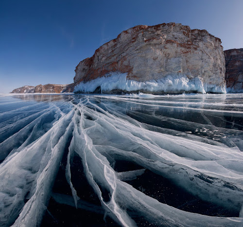 Mammoth by Danil Korzhonov - Landscapes Waterscapes ( baikal )