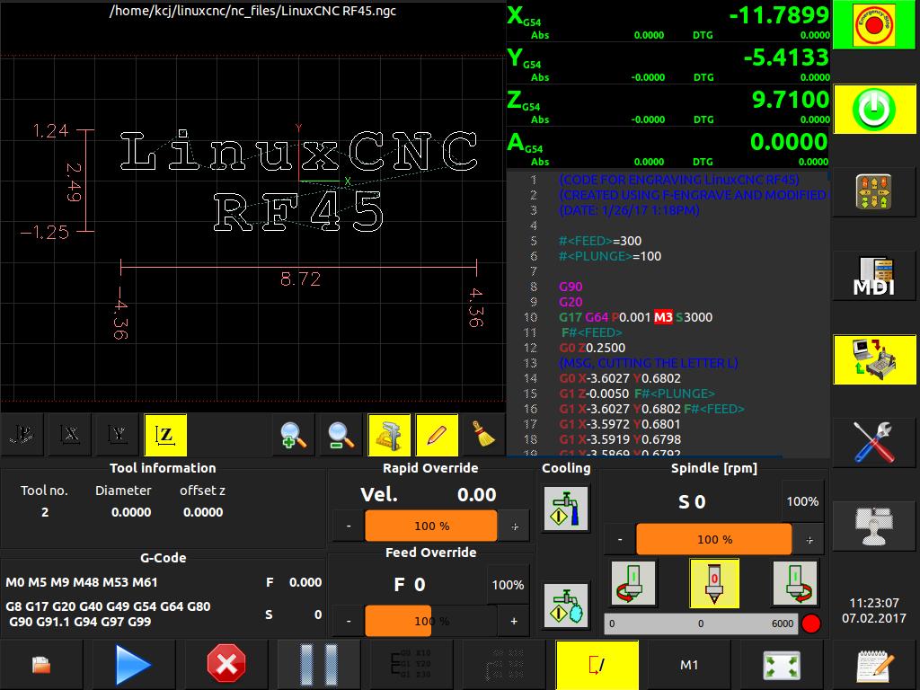Build Thread ENCO RF45 Clone CNC Conversion - LinuxCNC - Page 6