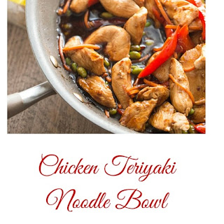 Chicken Teriyaki Recipe with Noodles