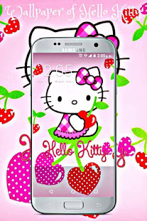 Wallpaper Of Hello Kitty Cute Love Hd New 2018 Programu Zilizo