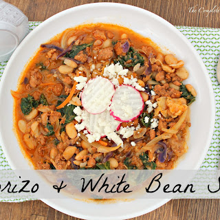 Pork Chorizo Bean Stew Recipes