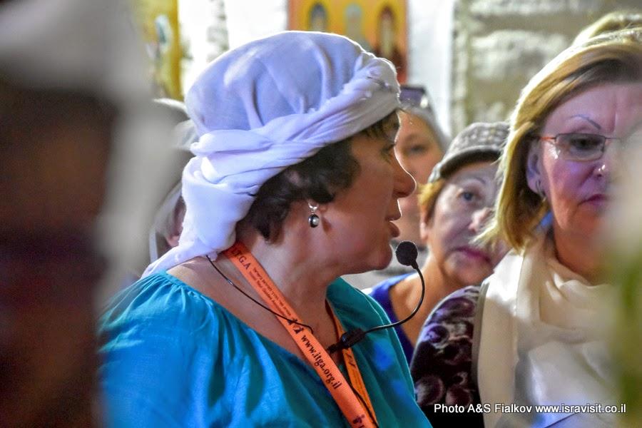 Светлана Фиалкова - гид в Израиле, Иерусалиме.