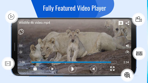 Download Video Player All Format & km player - Music Player