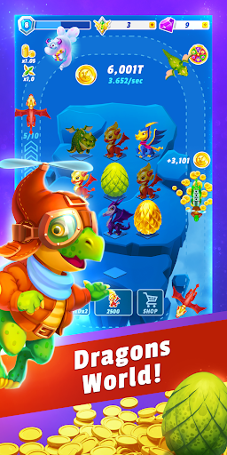 Merge Dragons Collection 0.2.1 Cheat screenshots 5