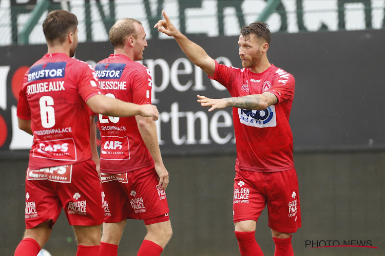 Wie anders? Teddy Chevalier dirigeert Kortrijk tot groot jolijt van fans naar deugddoende driepunter en leidersplaats