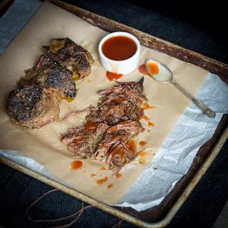 Crockpot BBQ Pulled Bison