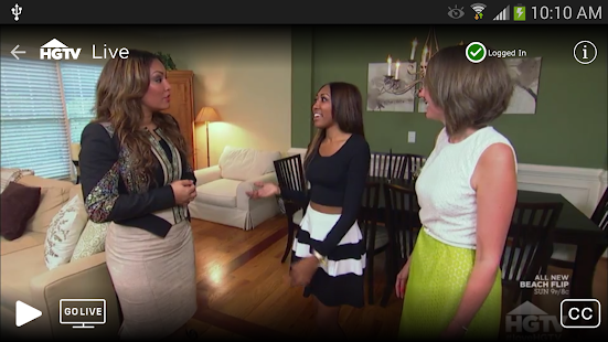 HGTV Watch- screenshot thumbnail