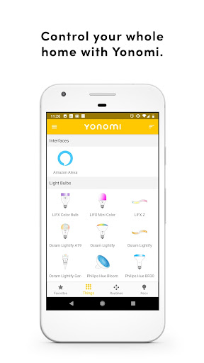 Yonomi - Smart Home Automation screenshot