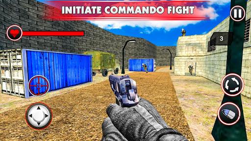 Commando Shooting FPS War Adventure 1.0 screenshots 1