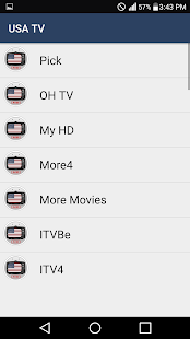 USA TV All Channels in HQ- screenshot thumbnail