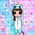Cute Angel keyboard icon