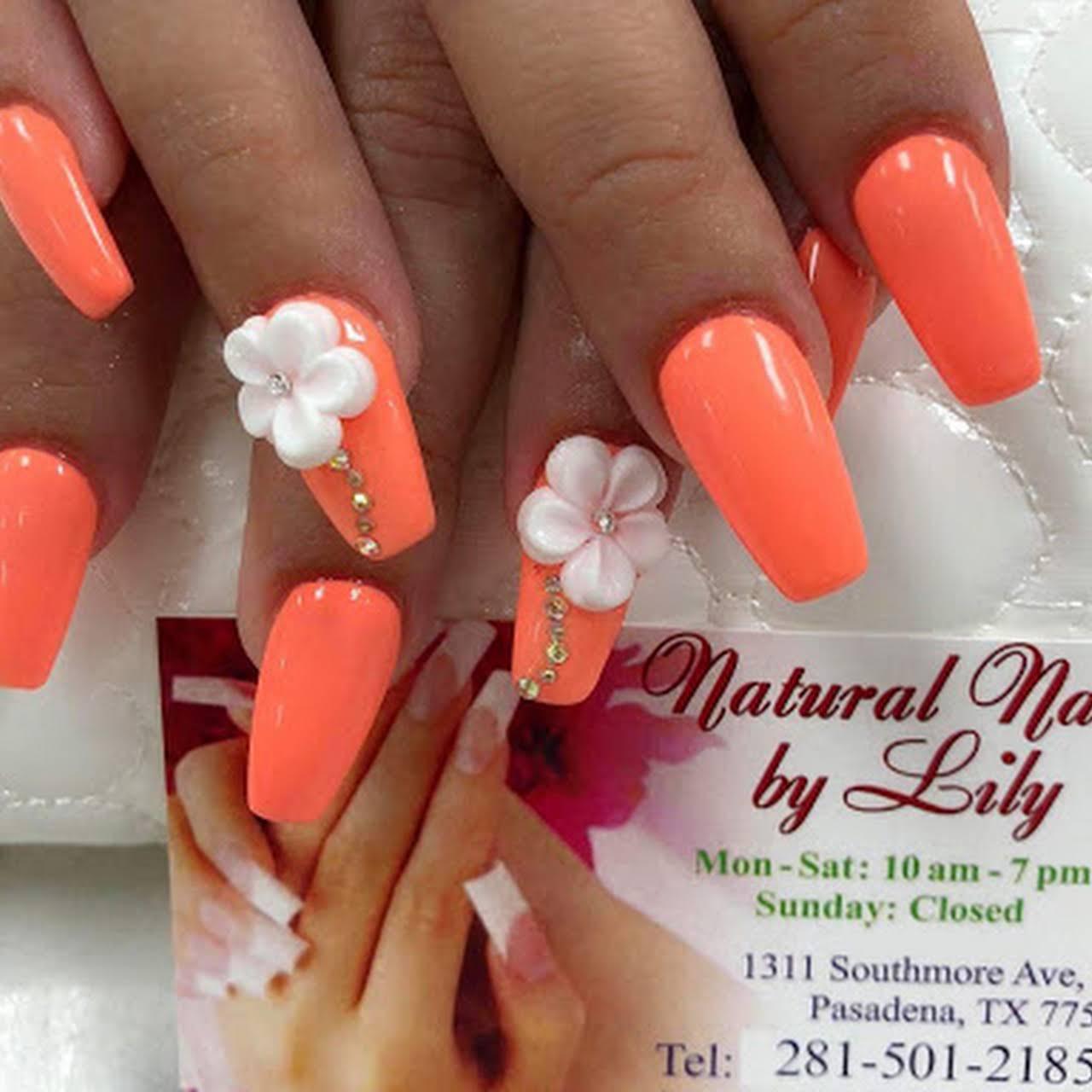 Natural Nails By Lily Nail Salon In Pasadena