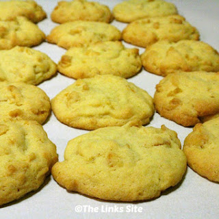 Golden Cornflake Cookies.