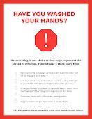 Handwashing - COVID-19 item