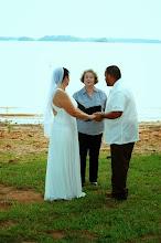Photo: Lake Hartwell Elope Elopement Anderson, SC www.WeddingWoman.net