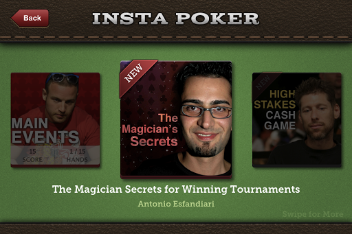 Insta Poker Coach Texas Holdem 1.6 1