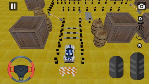 3d real car parking mania – car parking fury 0.1 screenshots 2