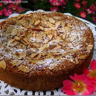 Five-Star Almond Cake.