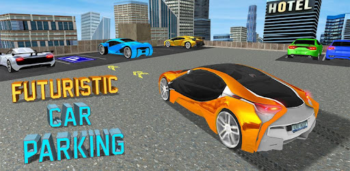 Us Futuristic Car Parking Free Parking Games Revenue Download