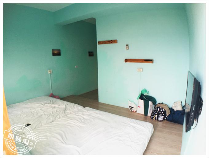 漁埕民宿房間環境