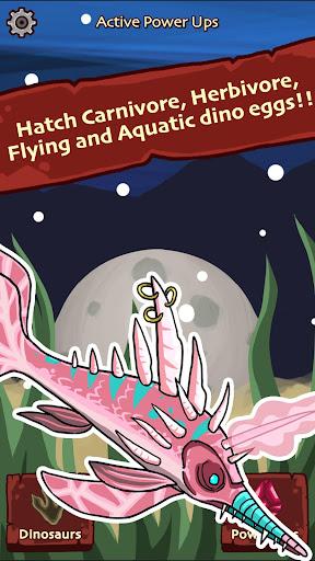 Hatch Dinosaur Eggs - Jurassic World Clicker Games screenshots apkspray 4