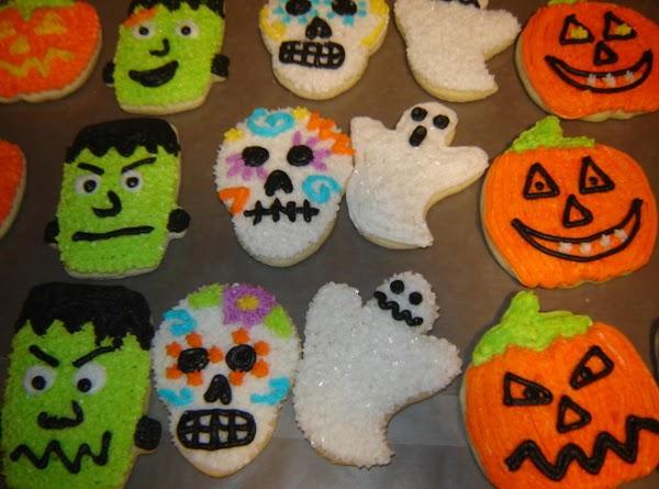 Soft Rolled Sugar Cookies Recipe