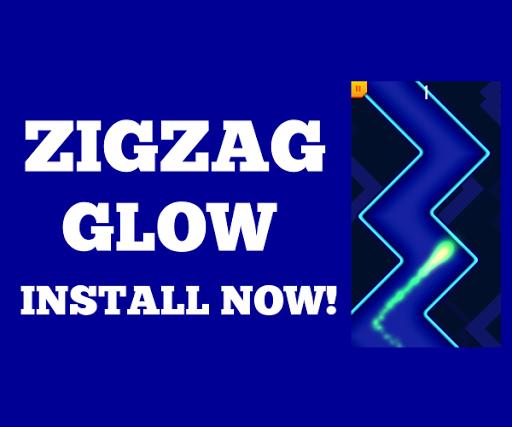 ZigZag Glow :Game 2016