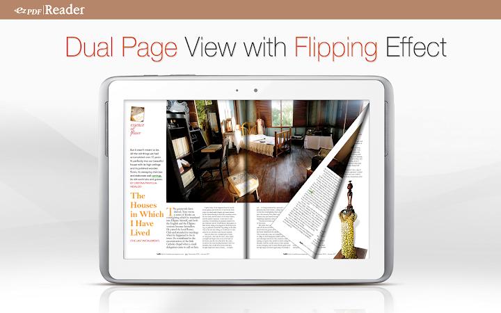 Download APK: ezPDF Reader PDF Annotate Form v2.7.0.3 [Patched]