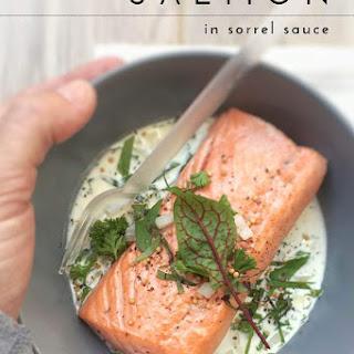 Creamy Salmon & Sorrel