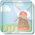 Mill on a Hill Live Wallpaper icon